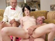 Teen anal daddy and old young girl first time She a warm smallish
