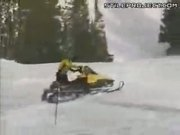 Snowmobile Flip Win