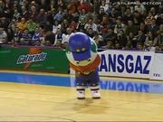 Greatest Mascot Dance Of All Time