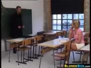 Schoolgirl Gets Fucked By Her Teacher