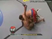 Fighter Breaks Leg In UFC Match