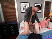 Getting pounded by massive dicks is an easy feat for Dolly Little