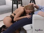 High End Hooker Katarina Muti Devours Hung Client