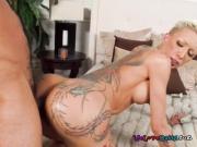 Bootylicious Babe Bella Bellz Enjoys Anal Dicking