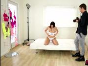 Valentina Nappi is fucked by Photographer