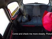 Linda Sweet gives a sweet blowjob in the backseat
