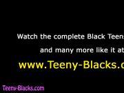 Black teen cunt fucked
