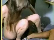 Whore Eurasian Wife Busts For Chocolate Dick