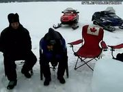 ice fishing in ontario canada