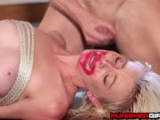 Chained Up And Fucked Hard