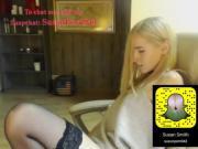 Masturbation teen Live sex Her Snapchat: SusanPorn943