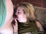 Amateur Threesome: Her Pussy is the 19th Hole