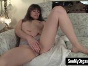 Gorgeous Indica Masturbating