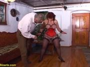 extreme german bdsm milf slave