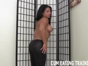 'Cum Eating Femdom And CEI Masturbation Videos'
