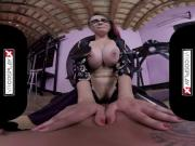 VR Cosplay X Busty Marta La Croft As Bayonetta VR Porn