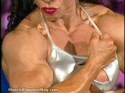 Sondra Faas 01 - Female Bodybuilder