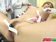 Hatsuka mins blowing Japanese hardcore porn