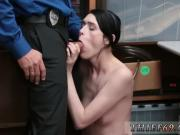 Fake police officer threesome xxx LP