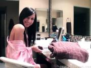 Catie Minx Takes A Private Bath
