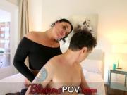 'BlowMe POV - Dick Caring Mom's'