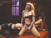 Blond foot fetish threesome pleasure