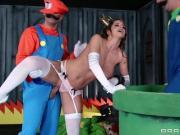 Parodia de Mario Bros