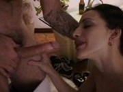 Wet deepthroat and a fuck better than any award