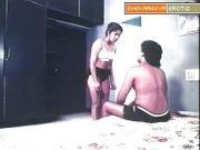Mallu Srija hot scene