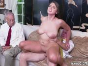 Old fun Ivy impresses with her fat knockers