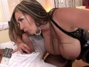 Big Natural Breasts 5 - Scene 3 - DDF Productions