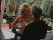 Blonde gets pimped