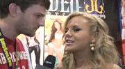 Porn Superstar Bree Olson at the AVN awards