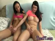 Lesbian slave dog play Touching your