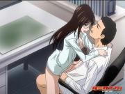 Hentai Pros - Real Estate Agent gets fucked in the office