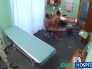 FakeHospital Russian chick gives doctor sex