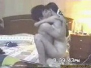 Asian couple captured on hidden cam