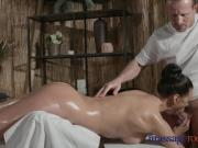 Massage Rooms Sexy Russian Milf cums hard