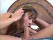 Asian tramp sucking