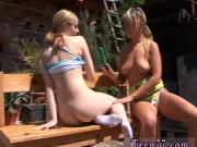 Young lesbian kiss xxx Kate & Tanya in the