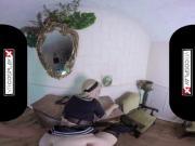 VR Fucking With Schoolgirl Misha Cross on VRCosplayX com