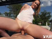 Naughty Amateurs Maria and Suzie Sex by the Lake