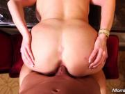 Big butt MILF assfucked
