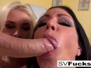 Sarah Vandella Double Deep Throat