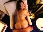 Gorgeous Big Boobs Cam Girl Cougar Loves Fucking