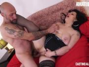 'CastingAllaItaliana - Bambolona Petra Sexy Italian Mature Hardcore Ass Fuck With Big Cock - AMATEUREURO'