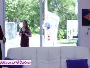 Sweetheart Video - romantic boss fingers secretary
