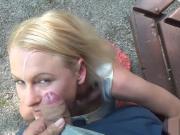 naughty-hotties net - cute blonde quickie dat