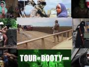 TOUR OF BOOTY - Rowdy Soldier Gets Some Action In The Middle East
