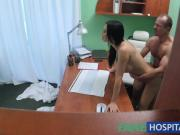 FakeHospital Doctor fucks UK pornstar on desk